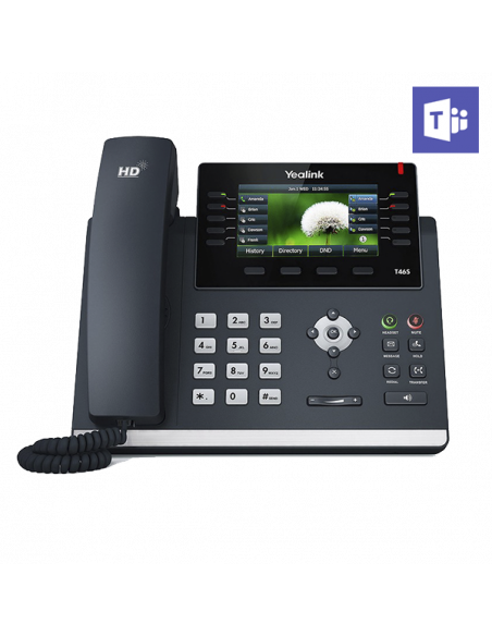 SIP-T46S skype for business