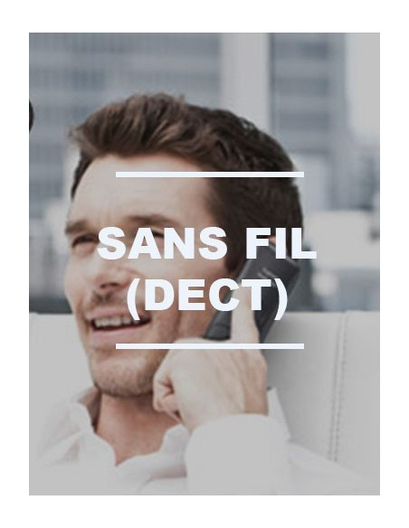 Téléphone sans fil (DECT)