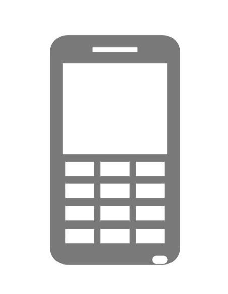 Téléphone portable à touches